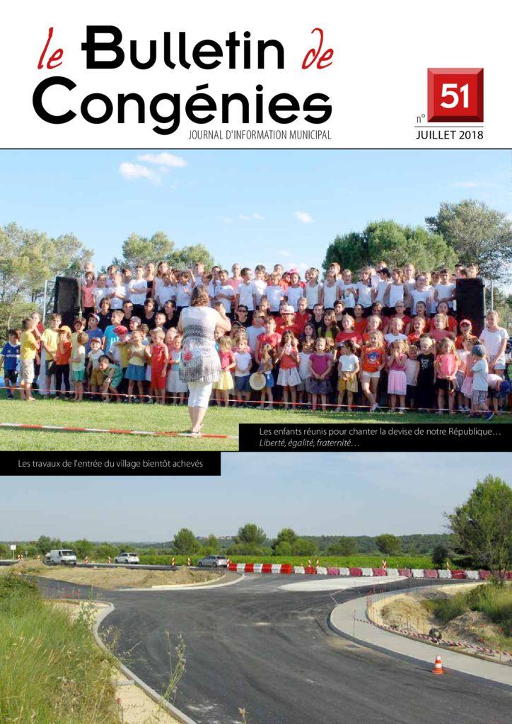 thumbnail of Congenies-bulletin-juin-Ndeg51
