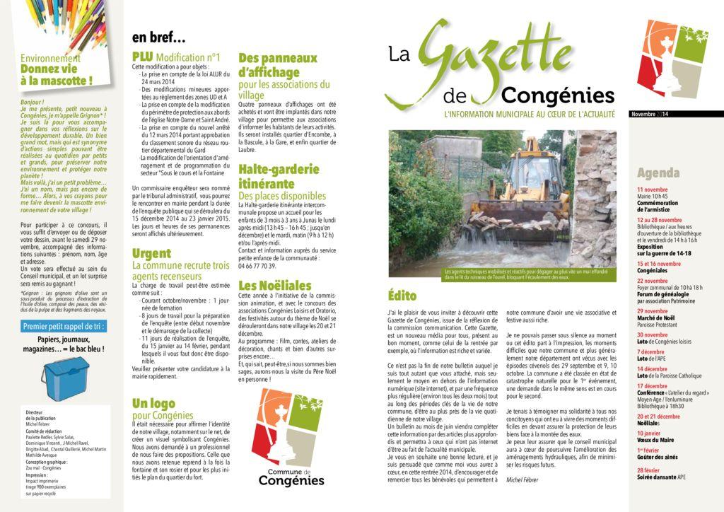thumbnail of Gazette-ndeg1